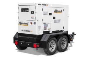 Allmand Maxi Power 65 generator