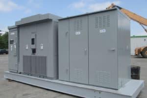 Eaton Cooper substation