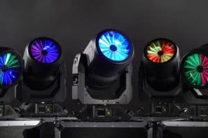 Electronic Theater Control TurboRay