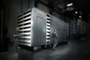 Generac 800kW generators