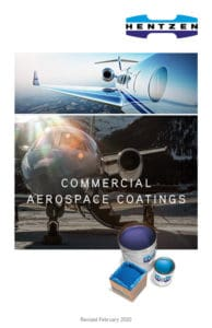 Commercial Aerospace Coatings Overview Brochure