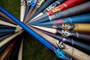 Louisville Slugger MLB Prime Pro baseball bats