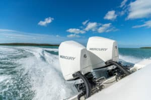 Mercury Marine four stroke engines