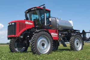 Miller Condor A75 tractor