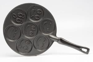 Nordic Ware smiley face pan
