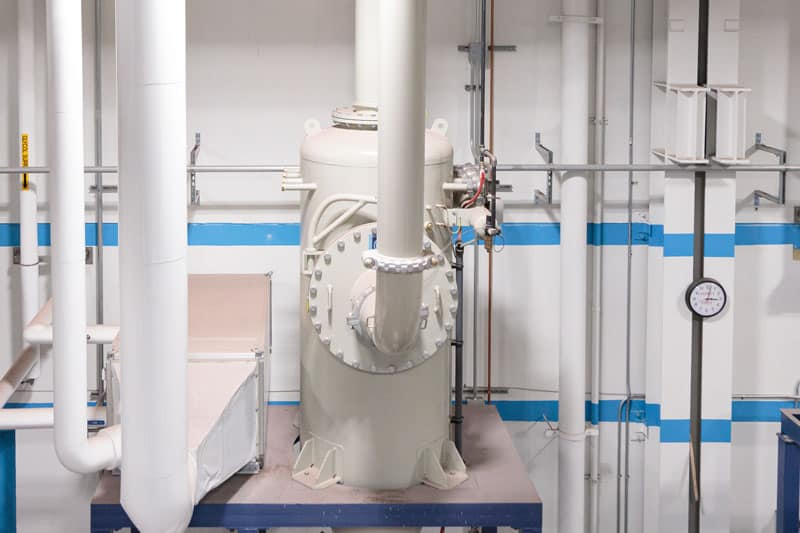 Powder coating particle size management