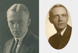 1919–1922: Herbert & Erwin Hentzen entered the paint industry.