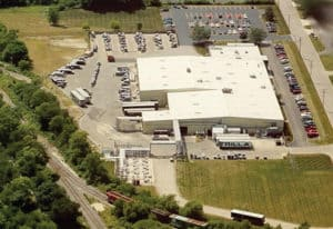 2004: Acquired BASF's coatings manufacturing and R&D facilities