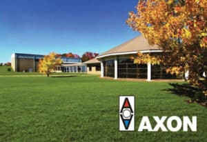 2010: Axon Products acquired